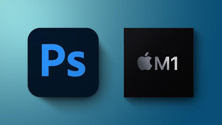 Adobe Photoshop yazılımı Apple M1 için resmen yayınlandı
