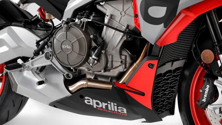 Aprilia Tuono 660 Türkiye'de satışa sunuldu: İşte fiyatı ve özellikleri