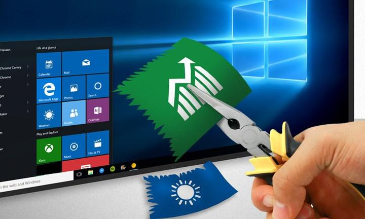 The next Windows 10 update will free computers of unnecessary apps