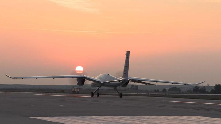 Akinci UAV's second prototype passed another test