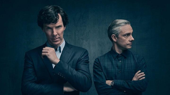 Benedict Cumberbatch, Sherlock dizisinin 5. sezon ile dönebileceğini söylüyor