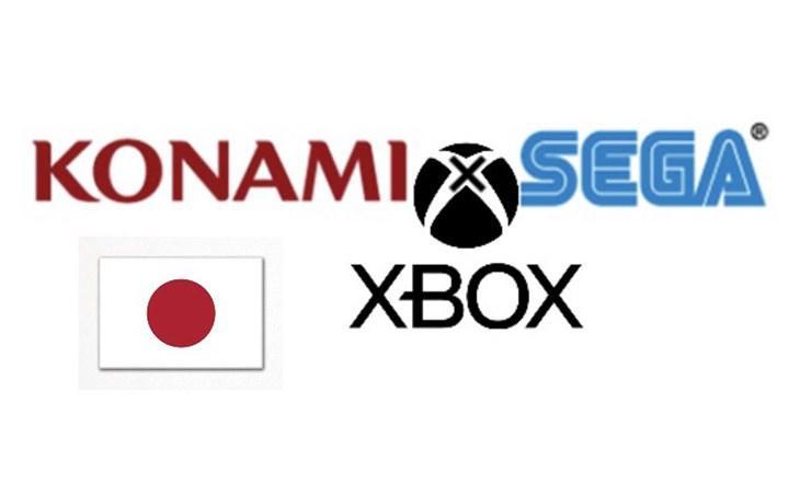 Microsoft, Sega ve Konami'yi satın almayı düşünüyor