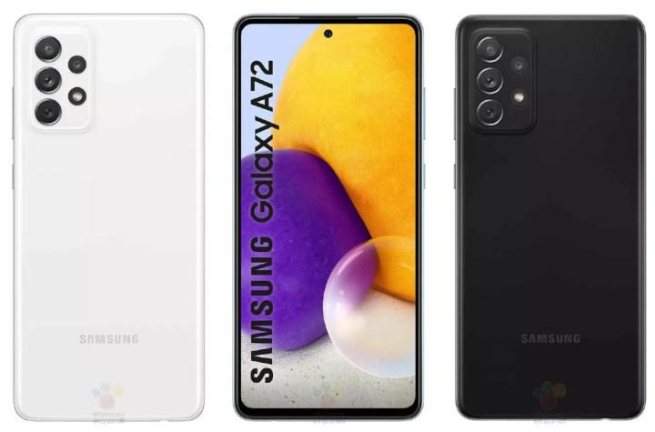 Galaxy A72 could be the new flagship killer