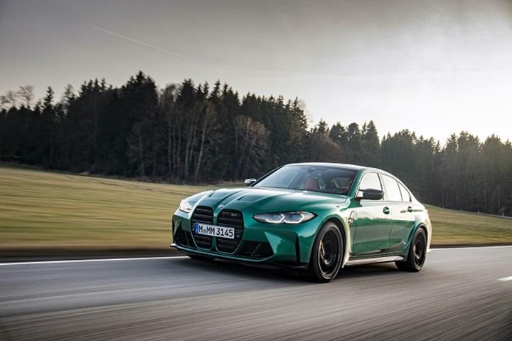 The new BMW M3 and M4 in Turkey with the Competition version: Here are the price and features