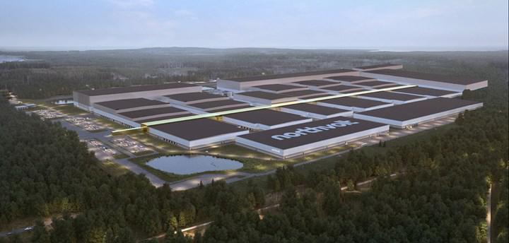 Swedish battery manufacturer receives $ 14 billion order from Volkswagen