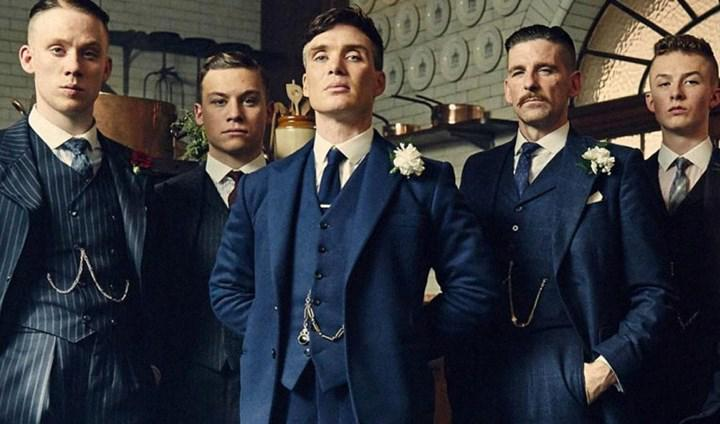 First image shared from Peaky Blinders' final season shootings