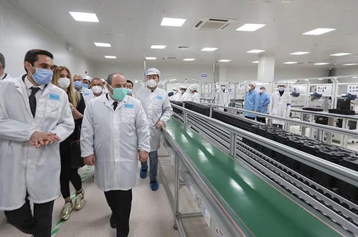 Xiaomi Türkiye telefon fabrikasının açılış tarihi belli oldu
