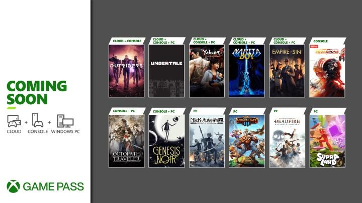 Xbox Game Pass'e Mart ayında eklenecek oyunlar belli oldu: Uzun bir liste