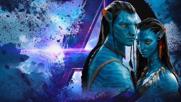 Avatar ve Endgame arasındaki gişe farkı hızla açılıyor