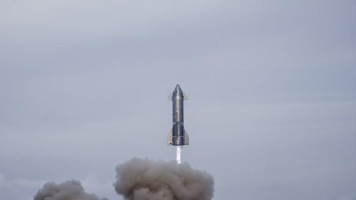 Mars roketi Starship bu yaz ilk kez uzaya çıkacak