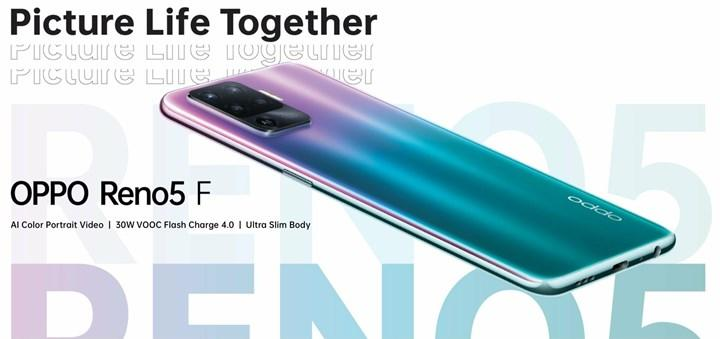 Oppo Reno 5 F introduced: here are the specs and price