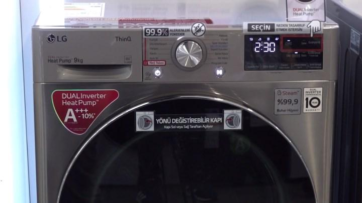 LG dryer review equipped with new generation technology!