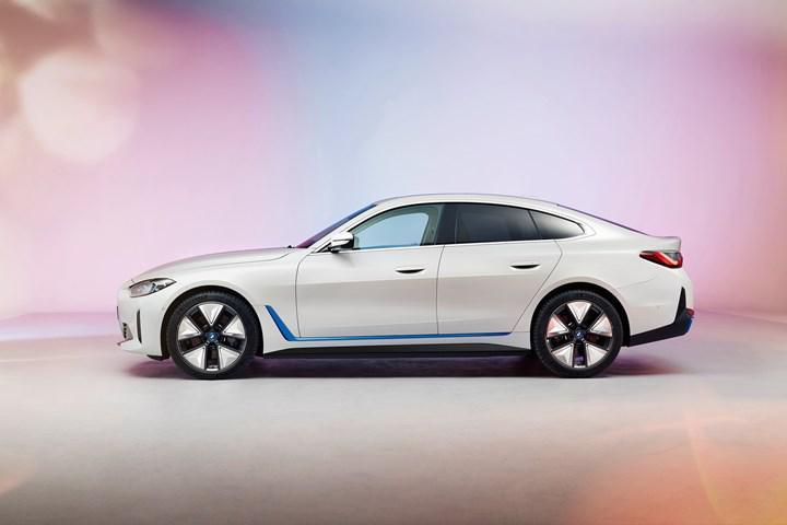 2021 BMW i4 tanıtıldı: 590 km sürüş menzili ve daha fazlası