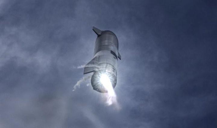 SpaceX, Starship prototipinin iniş anlarından inanılmaz görüntüler paylaştı