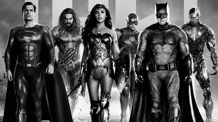 Zack Snyder's Justice League leaks early: hit torrent sites