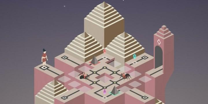The puzzle game Poly Vita released for iOS