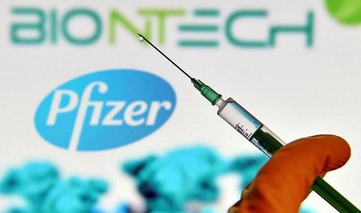 Pfizer/BioNTech aşıları Türkiye'de