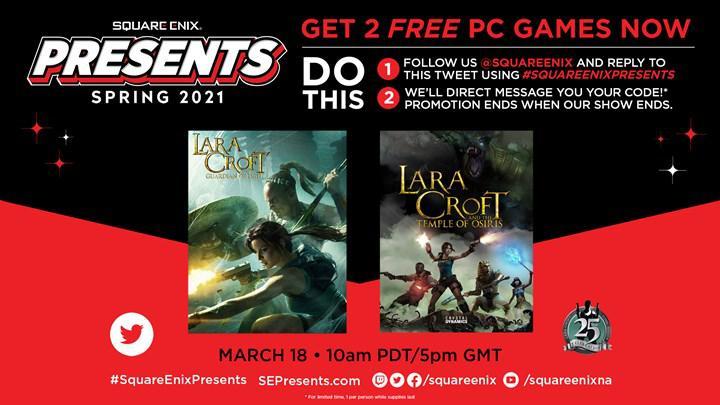 İki farklı Tomb Raider oyunu bu akşama kadar ücretsiz