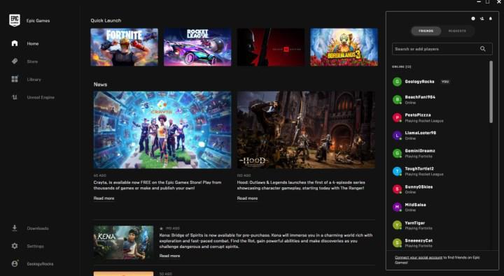 Epic Games, grup sohbetlerinin yapılabileceği Discord tarzı sistemini tanıttı: Birçok yenilik yolda