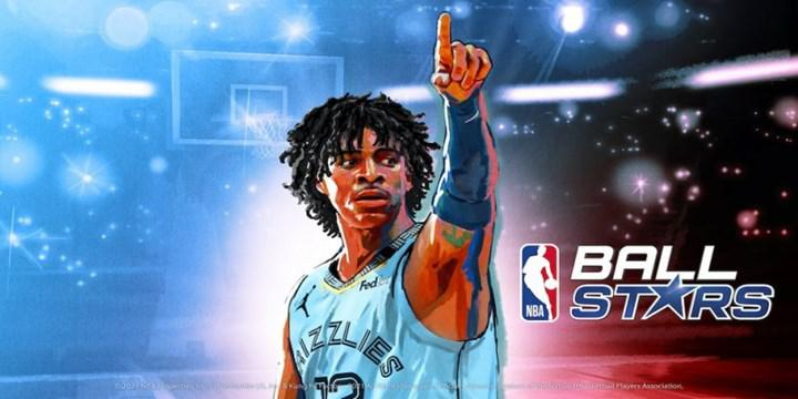 Puzzle-based basketball game NBA Ball Stars announced for mobile devices