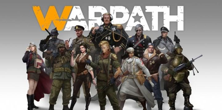 Warpath, the World War 2-themed strategy game released free for mobile