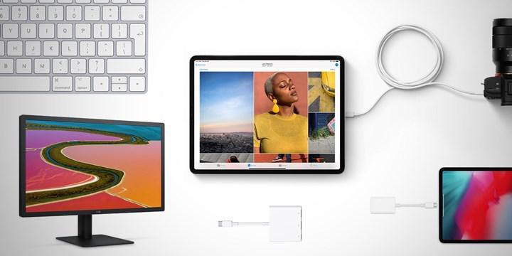 iPad Pro yeni nesliyle M1 sınıfı işlemci ve Thunderbolt bağlantısı sunacak