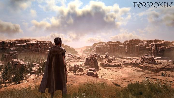 PS5'in gücünü sonuna kadar kullanacak olan açık dünya rol yapma oyunu Forspoken'dan yeni video paylaşıldı