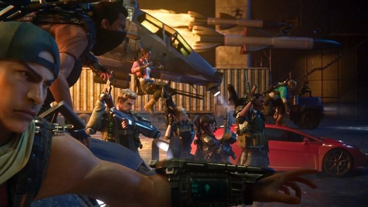 Cinematic trailer shared from Just Cause: Mobile