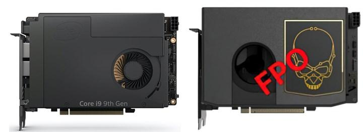 Tiger Lake-H işlemcili Intel NUC 11 Extreme Compute element ortaya çıktı