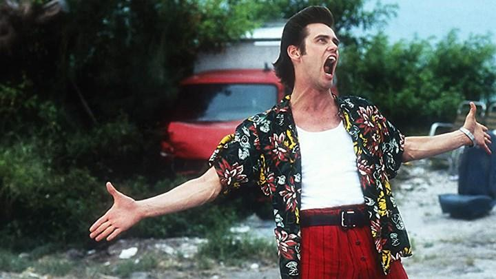 Amazon develops new Ace Ventura starring Jim Carrey