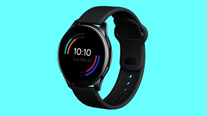 A high quality image of the OnePlus Watch released