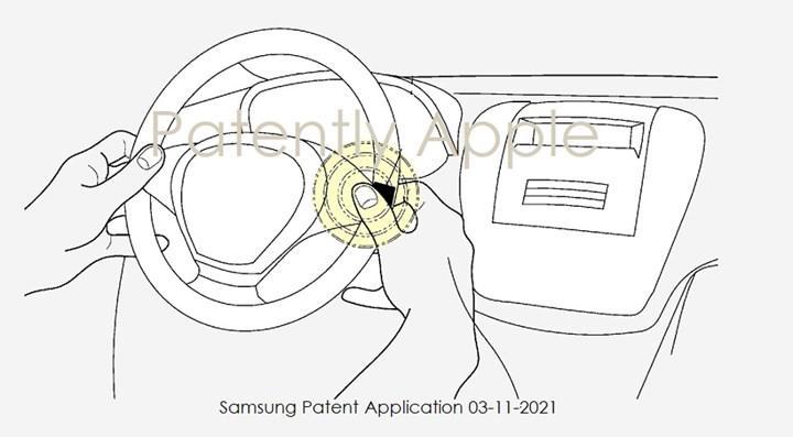 Samsung, otomobilleri hırsızlığa karşı parmak iziyle koruyacak