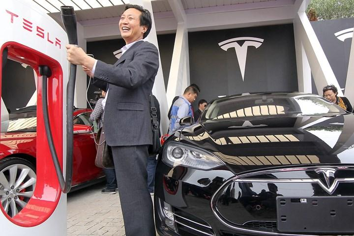 Elon Musk denies claims that Tesla cars are used for spying in China