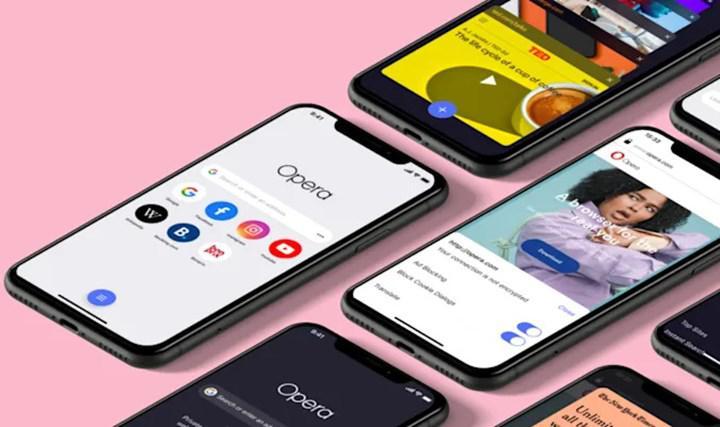 Opera'nın iOS uygulaması yeni bir ada ve daha sade görünümüne kavuşuyor
