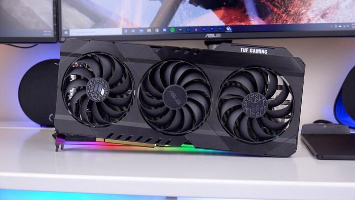 Asus TUF Gaming RX 6800XT incelemesi