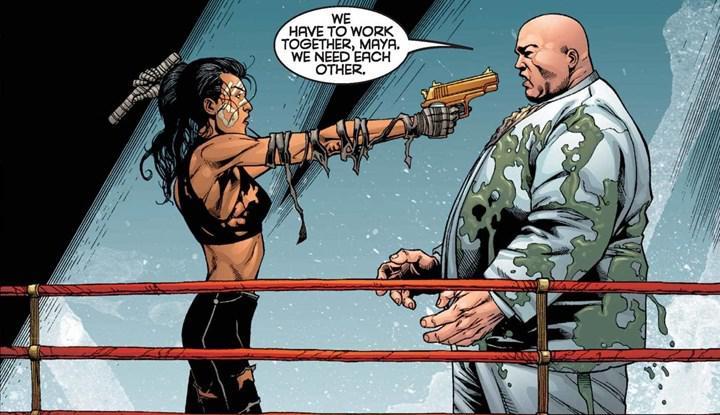 Marvel'dan yeni dizi geliyor: Hawkeye dizisinin yan hikayesini anlatacak