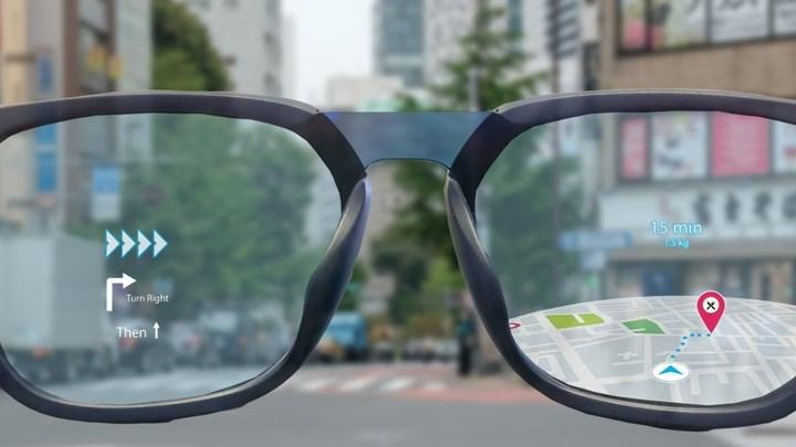 Apple Glass can use hologram technology to create virtual 3D objects