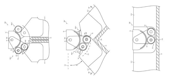 Apple katlanabilir iPhone için karmaşık menteşe sistemi planlıyor
