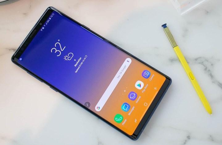 New security patch released for Samsung Galaxy Note 9