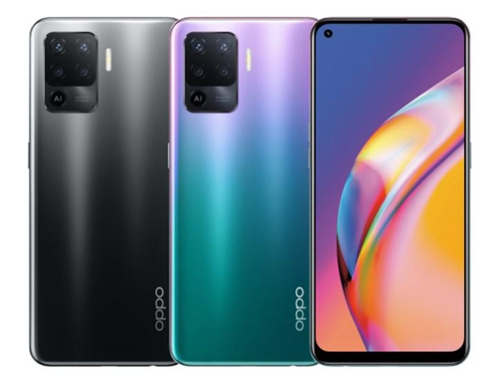 The full details of the Oppo Reno5 Lite smartphone have been published on the company's website