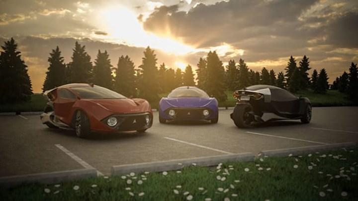 Canadian company develops world's fastest electric three-wheeled vehicle