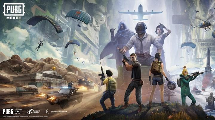 PUBG Mobile surpasses 1 billion downloads