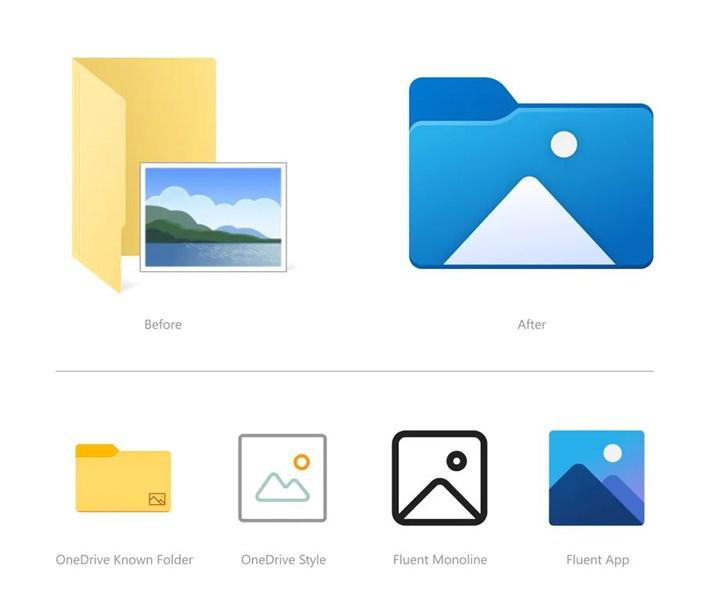 Windows 10 File Explorer makeover from Microsoft: Here are the new icons