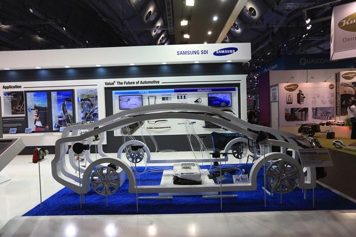 Samsung, Avrupa'da elektrikli araç pillerine 1 milyar dolar yatırım yapacak
