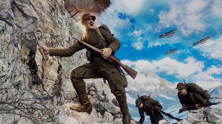 World War 1 themed FPS game