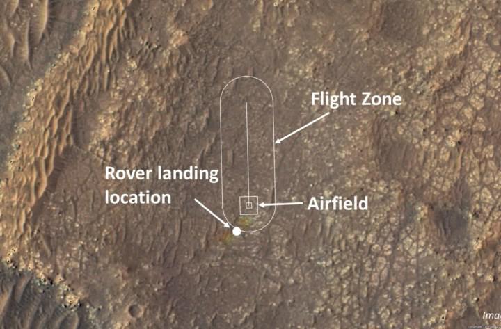 NASA'nın Mars helikopteri, Wright Kardeşler'in uçağından ilginç bir iz taşıyor