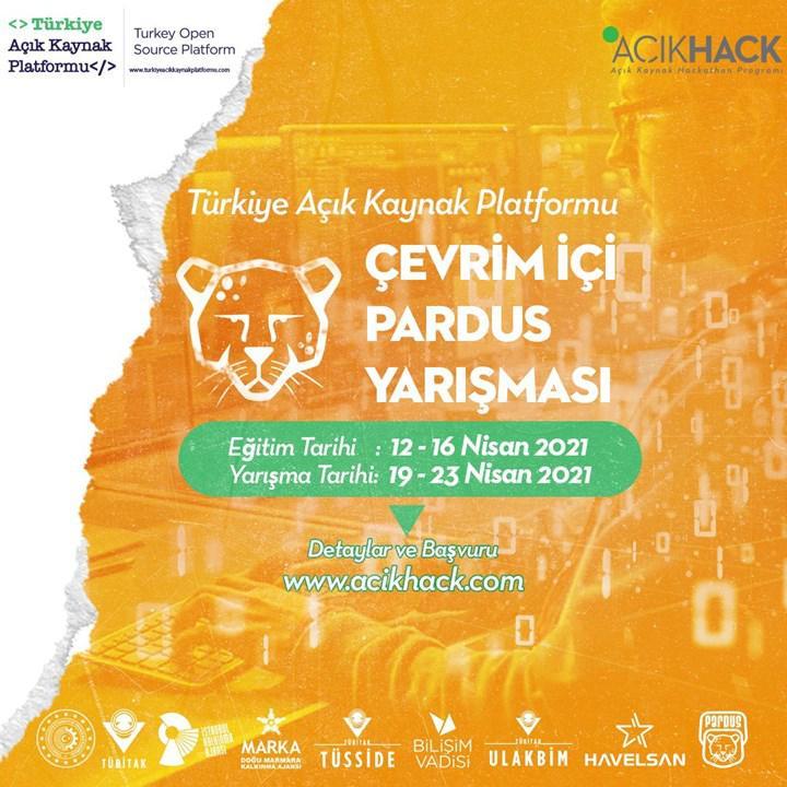 Registration for Pardus' open source hackathon program has started