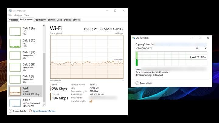 "Asus'tan ilk yorum, ilk Wi-Fi 6 oyuncu modem/router! ""Asus DSL-AX82U incelemesi"""