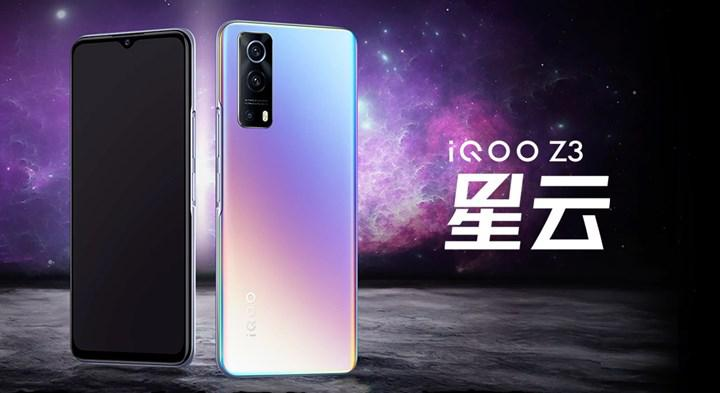 iQOO Z3 introduced: the budget-friendly gaming phone