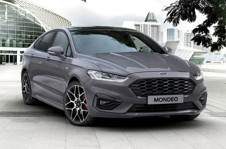 Ford Mondeo production will be discontinued in 2022
